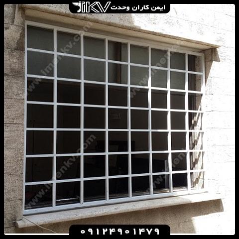 حفاظ پنجره ایمن کاران کد 3