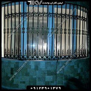 حفاظ پنجره ایمن کاران کد 24