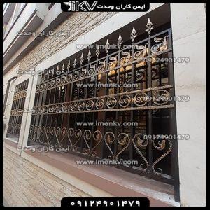 پروژه حفاظ پنجره در تهران
